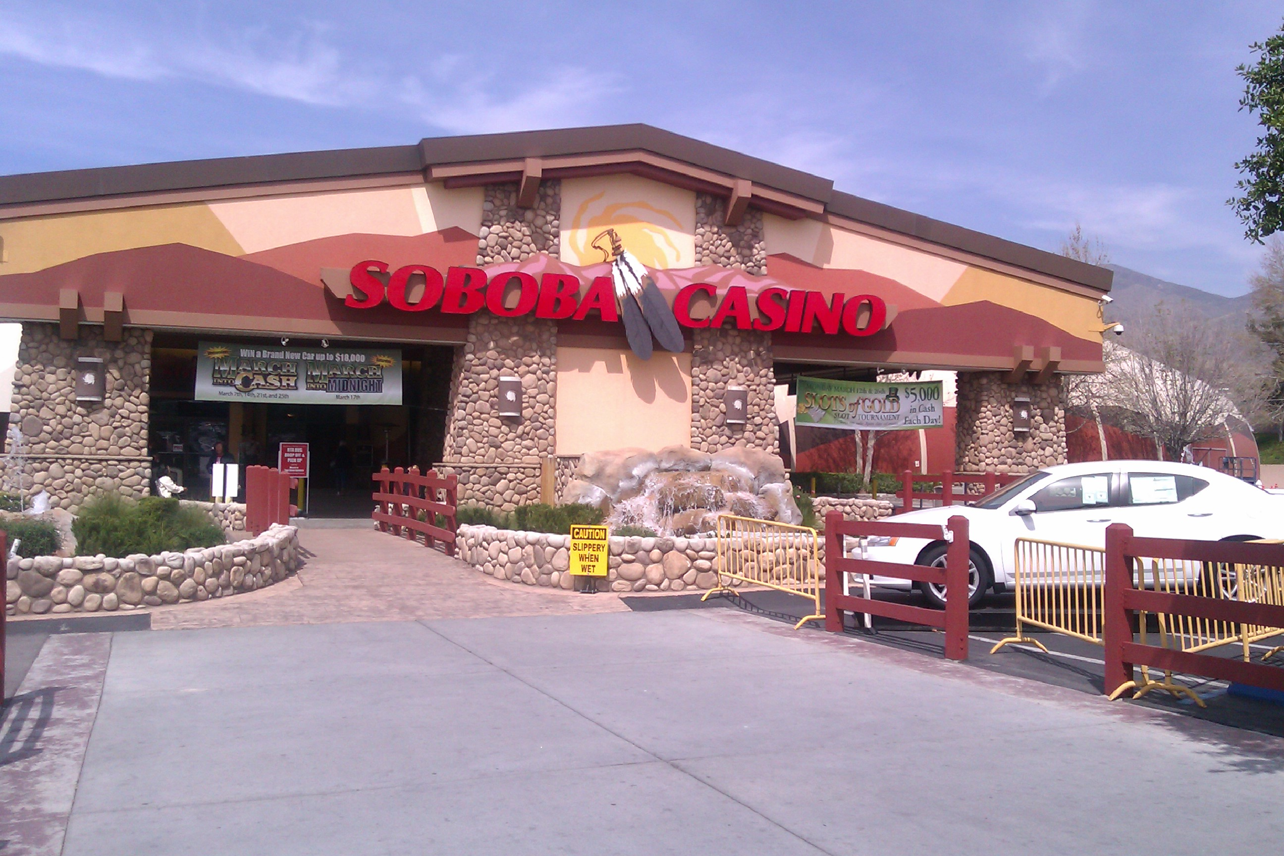 Soboba casino jobs available
