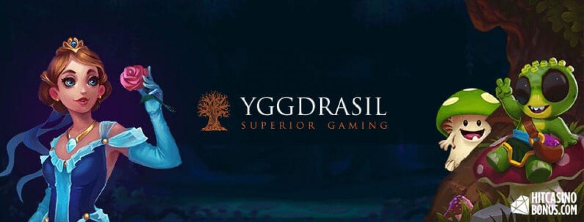 Yggdrasil отримує назви на слоти в прямому ефірі з брендом онлайн-казино Casino Davos
