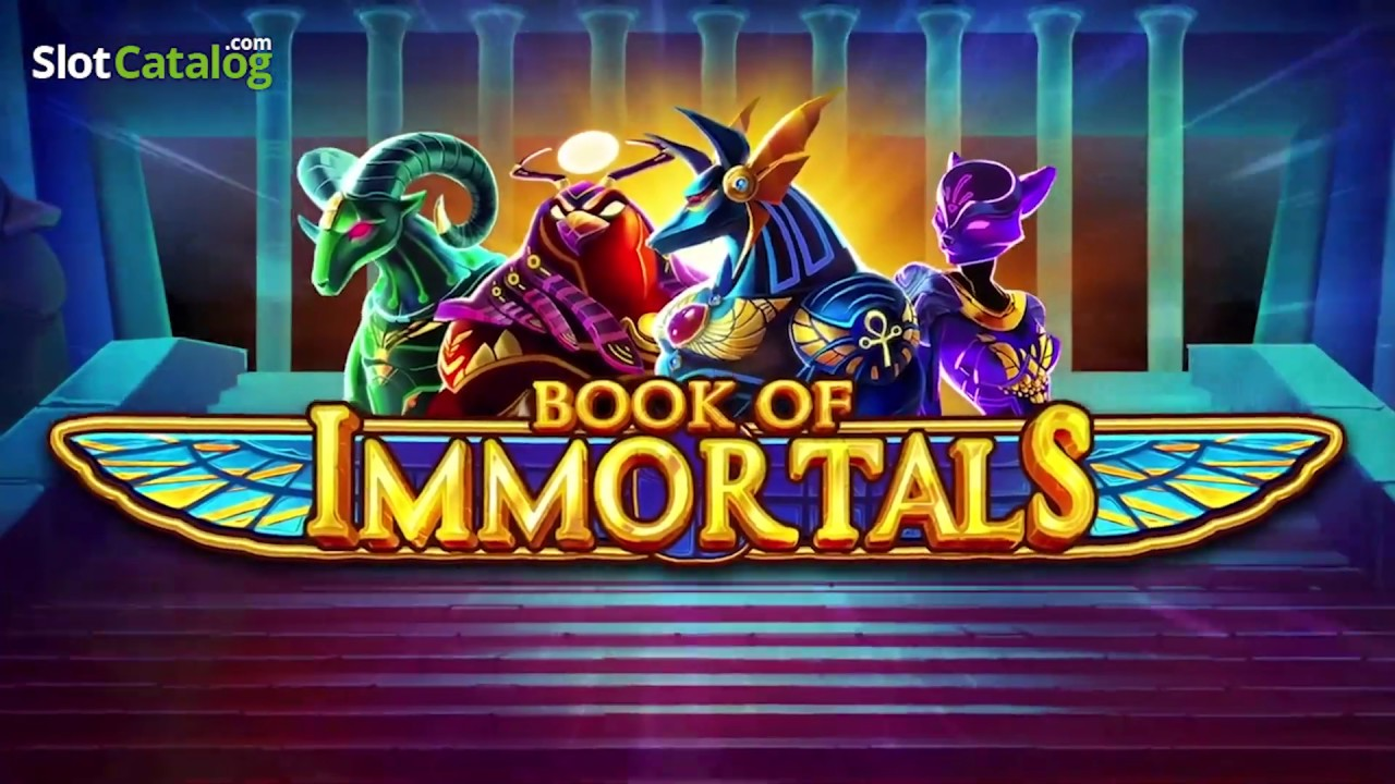 Book of Immortals is a 5-reel and 10 fixed paylines slot from iSoftBet that adopts the popular theme of ancient Egyptian gods and offers a lot of entertainment with free spins and a maximum win of x Las Vegas in Egypt.Although the game uses an Egyptian theme, it almost feels like you're in one of Las Vegas' lavish casinos.