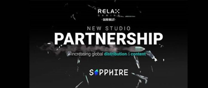 Relax Gaming Signs Partnership with Sapphire Gaming