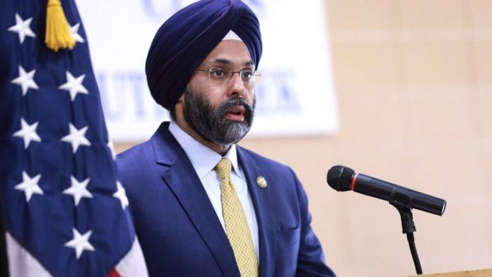 New Jersey Attorney General Sues the DOJ