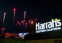 Harrah's Northern California Officially Opens Its Doors