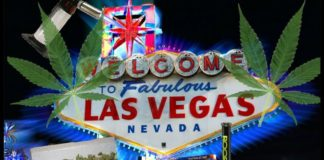 Las Vegas Does Not Welcome Marijuana at Gambling Facilities