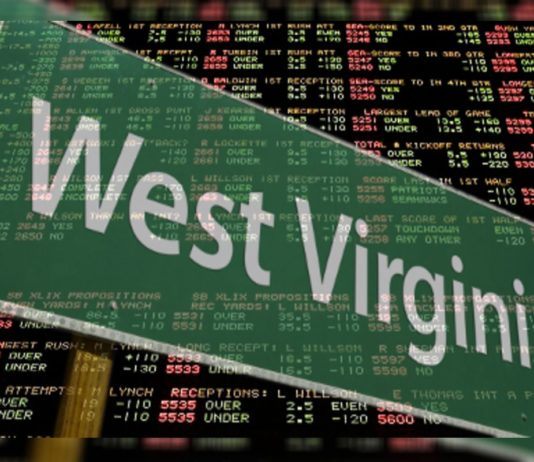 West Virginia Casino Delays Launch of DraftKings Mobile Sportsbetting Service