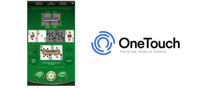 OneTouch Technology Launches New High Hand Hold'Em