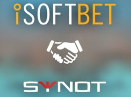 iSoftBet Game Aggregation Platform to Include Top SYNOT Slot Games