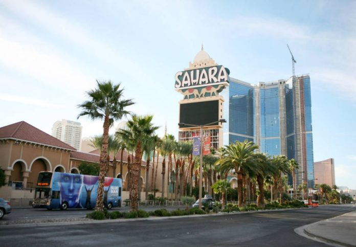 SLS Casino and Hotel to be Re-Branded to Iconic Sahara Hotel and Casino