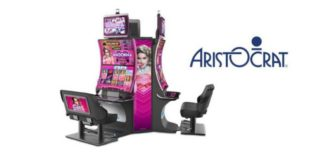 Aristocrat's New EDGE X Gaming Cabinet Going Live in USA Casinos