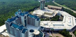 Foxwoods Resort Casino Working with Interblock to Add Extra Stadium Technology