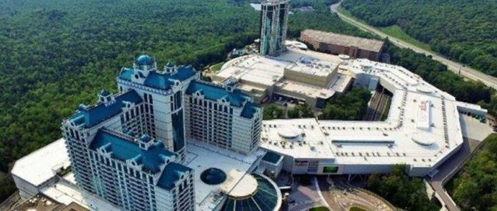 Foxwoods Resort Casino Working with Interblock to Add Extra Stadium Technology