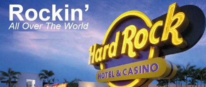 The City of Rockford Gives Hard Rock International Big Thumbs Up