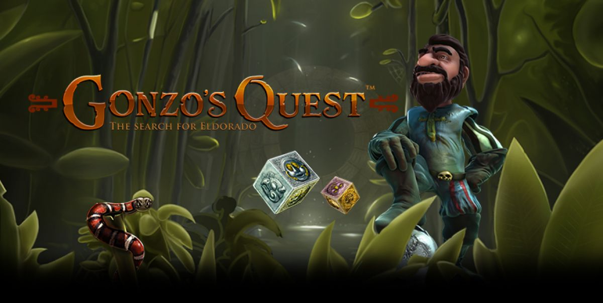 Game Review: NetEnt's Gonzo's Quest - In Search of El Dorado ...