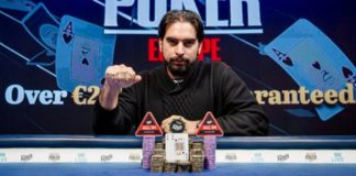 Alexandros Kolonias Wins 2019 World Series of Poker Europe Main Event