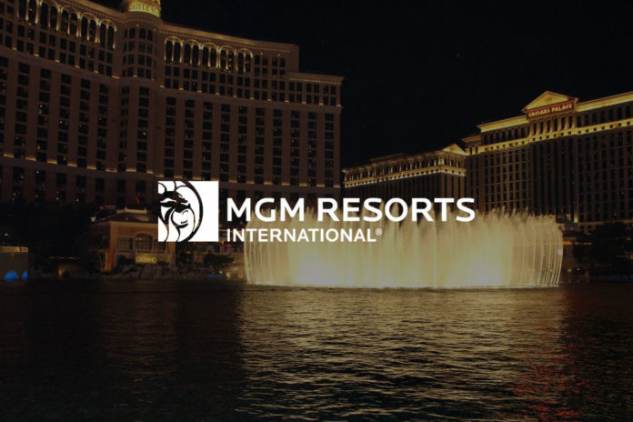 MGM Resorts International Focusing on Future Sales