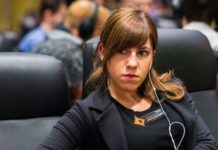 Kristen Bicknell Earning Her Biggest Career Cash at 2019 Poker Masters