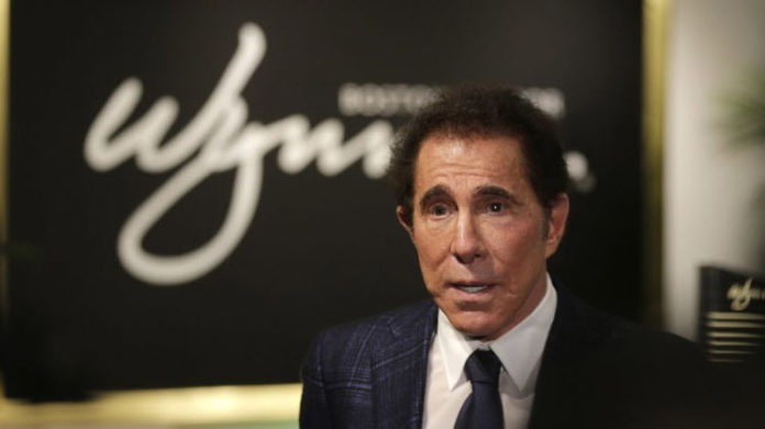 Steve Wynn Responding to Complaints by Nevada Gaming Control Board