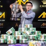 Vincent Wan Takes Down 2020 Aussie Millions Main Event