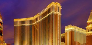 Mixed Fourth Quarter Financial Results for Las Vegas Sands