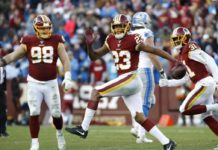 NFL's Washington Redskins Lobbying for Sports Betting Legalization in Maryland