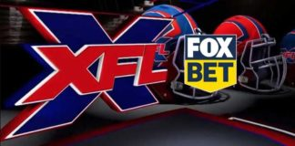 XFL Naming FOX Bet as Its Latest Official Gaming Partner