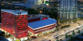 Lucky Dragon Hotel of Las Vegas Rebranded Ahern Hotel