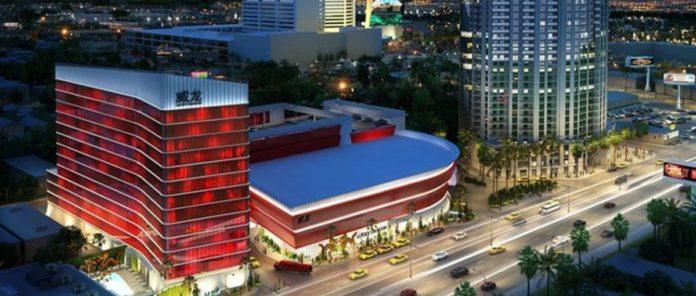 Lucky Dragon Hotel of Las Vegas Rebranded Ahern Hotel
