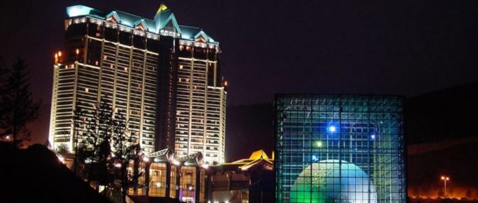 Closure for Kangwon Land Casino in South Korea Extended