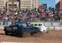 The Plaza Hotel and Casino in Las Vegas Hosting Battle Royal Demolition Derby at Its Core Arena