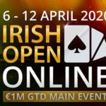 PartyPoker Hosting the 2020 Irish Open Featuring Twenty-Two Events