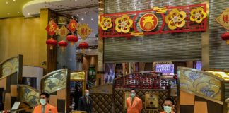 Disastrous April Gross Gaming Revenues for Macau Casino Operators