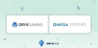 Slovenian Oryx Gaming Partnering with Omega Systems
