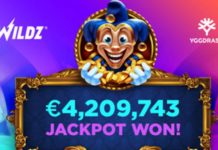 Lucky Player Lands €4.2Million Jackpot on Yggdrasil Empire Fortune Slot