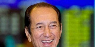 Hong Kong-Macau Casino Magnate Stanley Ho Hung Sun Passed Away at the Age of Ninety-Eight