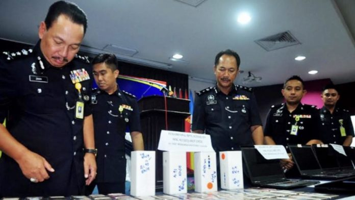 Law Enforcement Officials in Eastern China Busted Illegal Gaming Syndicate