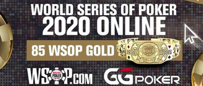 World Series of Poker Online Running from July with Eighty-Five Gold Bracelets Offered