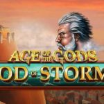 Playtech's Age of the Gods Series Enriched with a New Release, Age of the Gods: God of Storms